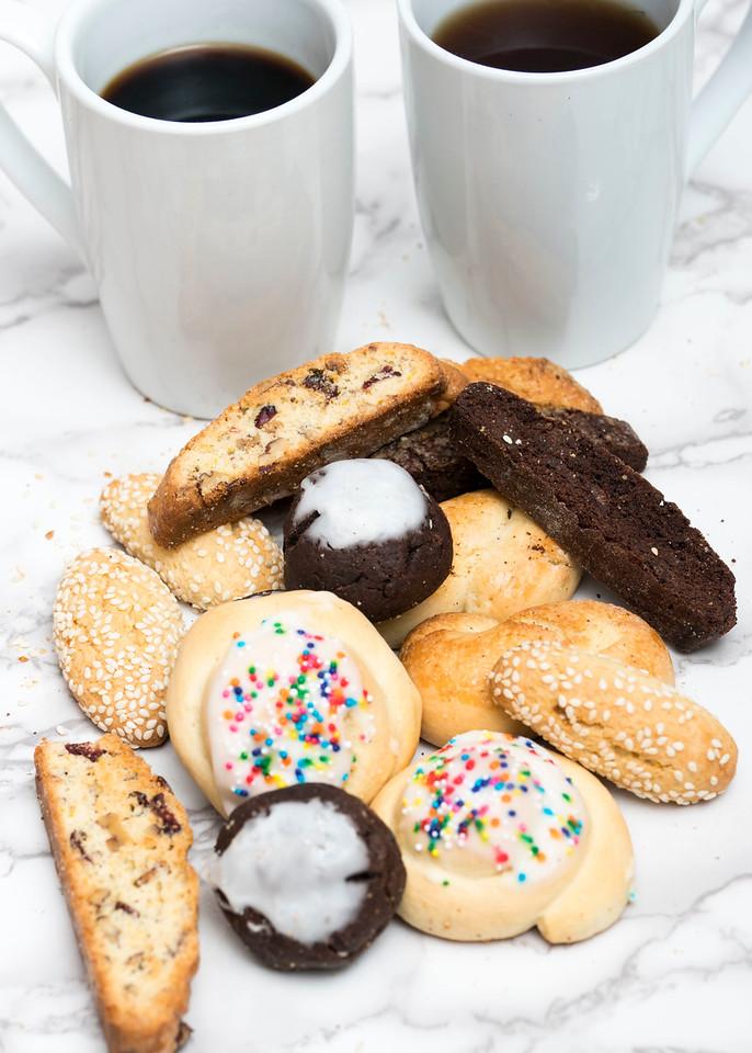 Femia Foods, cofee, italian cookies, Plano Texas