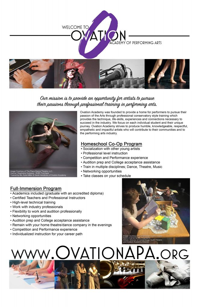 Ovation Academy