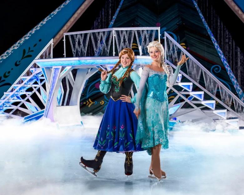 Frozen on Ice, Allen