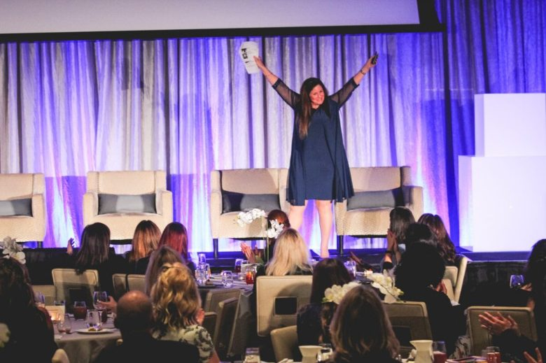 Merrilee Kick, BuzzBallz, southern champion, plano profile, women in business summit