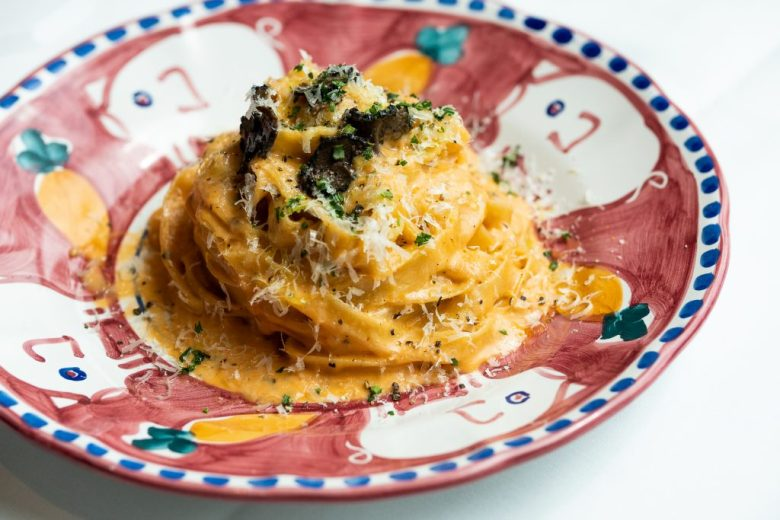Da Mario Italian food dinner near me Frisco The Star