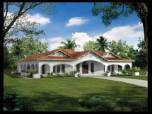 Spanish Style Homes House Plans