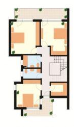 casa pisos casas tres dentro dos fuera fachadas modelos plano plantas planos nivel terreno