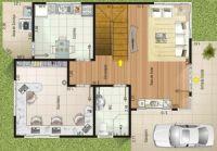 lavadero   Planos de casas modernas