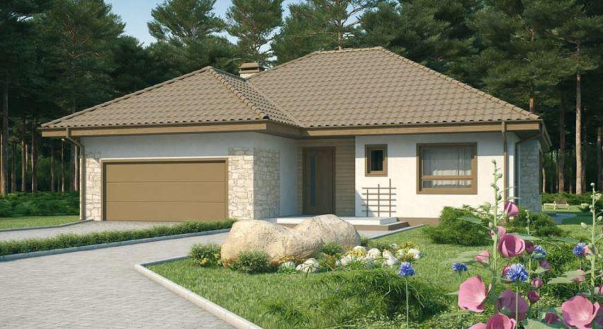 plano de casa con medidas en metros | Planos de casas modernas