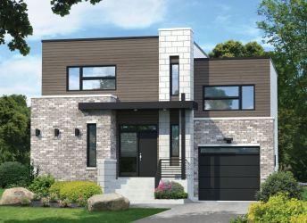 casas plantas dos casa plano garaje planos 11x10