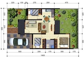 Planos Casas Pequeñas Modernas