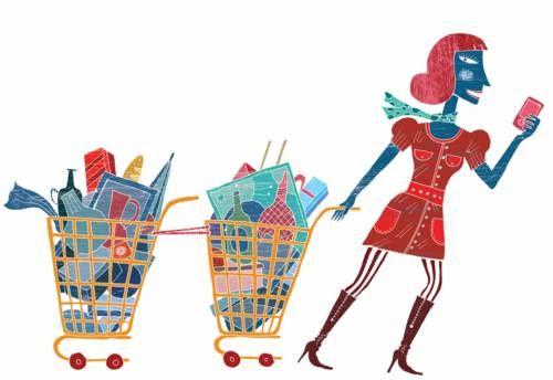 Hablamos de Oniomanía (síndrome del comprador compulsivo)