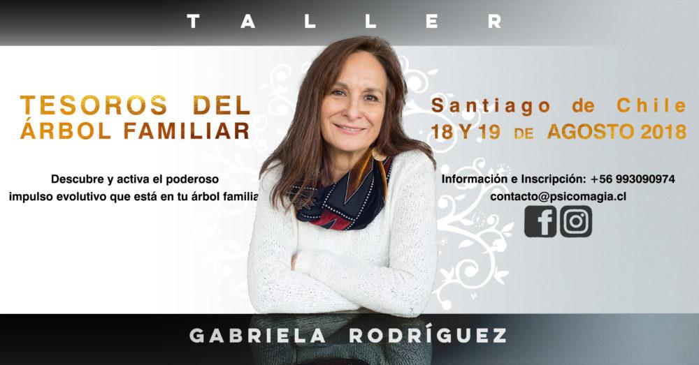 TALLER:  TESOROS DEL ARBOL FAMILIAR-   Dictado por Gabriela Rodríguez