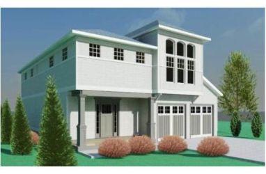 casa pisos dos metros cuadrados habitaciones plano moderna casas planos fuera deplanos vista casa7 como plan arquitectura