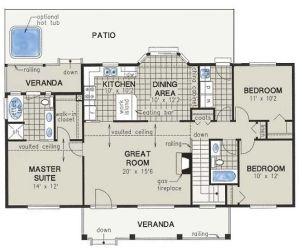 casa piso plano grande casas planos grandes familiar planosmodernos dormitorios muy linda tres este guardado