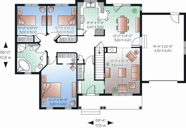 planos de casas 3 dormitorios9