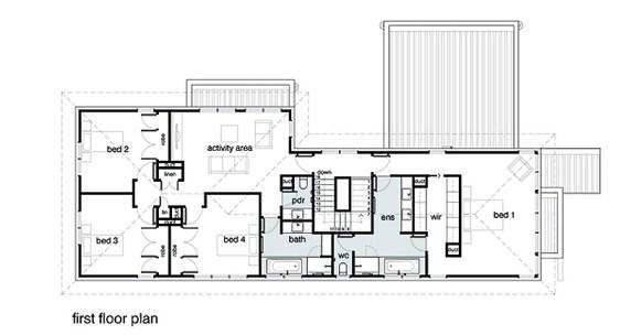 planos de casas modernas gratis11