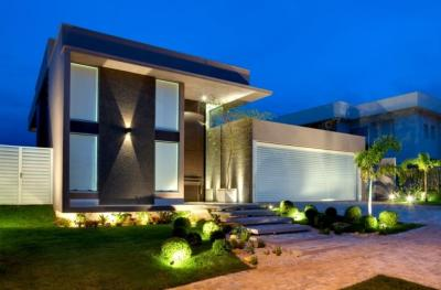Frentes de casas modernas (8)