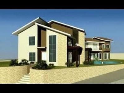 Imágenes de fachadas de casas bonitas (11)