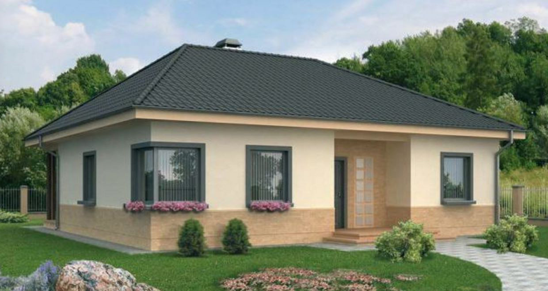 Im genes y fotograf as de fachadas con cantera planos y for Diferentes techos de casas