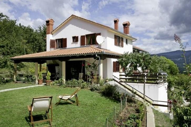 Fachadas de casas de campo planos y fachadas todo para for Planos de casas de campo rusticas