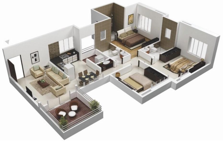 Planos de casas gratis para descargar gran variedad for Todo para casa