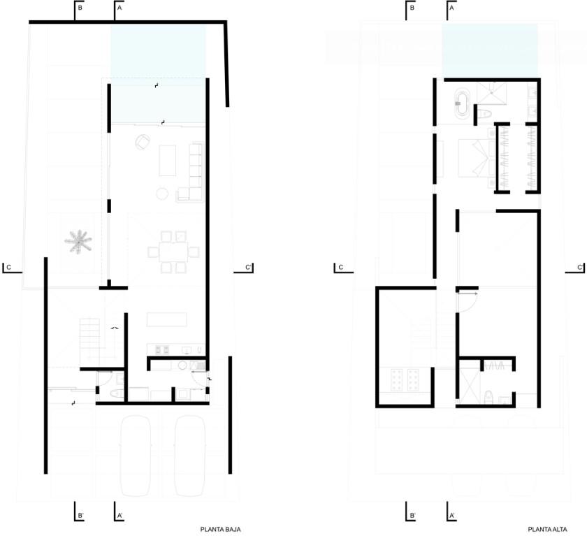 Planos de casas minimalistas una planta dos plantas - Planos casas dos plantas ...