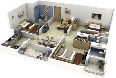 gi-plano-casa-moderna-3d-tres-dormitorios