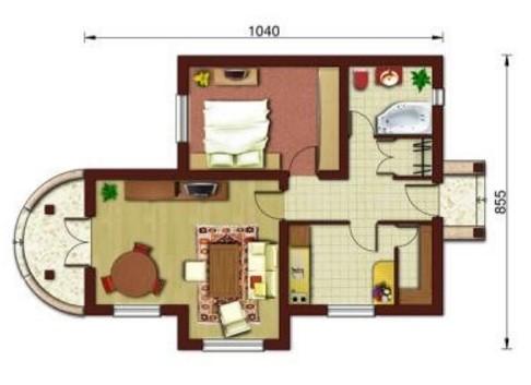 Planos de casas peque as de un piso planos y fachadas for Planos para tu casa