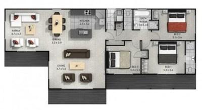 gi-plano-casa-un-piso-tres-dormitorios-ambientes-comunes