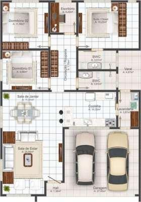 planos-de-casas-de-un-piso-3-dormitorios-11