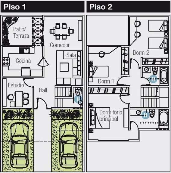 Planos de casas gratis para descargar gran variedad for Dibujar planos gratis