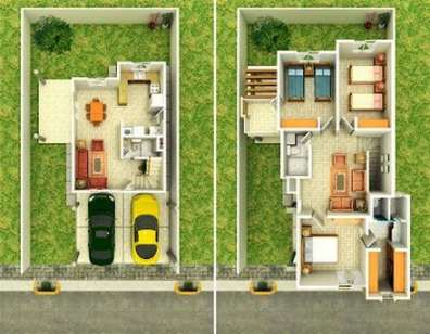 planos-de-casas-modernas-de-dos-plantas-32