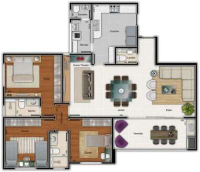 planos-de-casas-modernas-de-dos-plantas-8