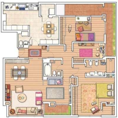 planos-de-casas-pequenas-de-un-piso-79