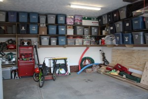 Attic Floor and Renovation