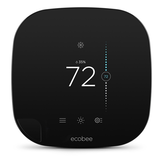 ecobee3 Smart Wi-Fi Thermostat Image