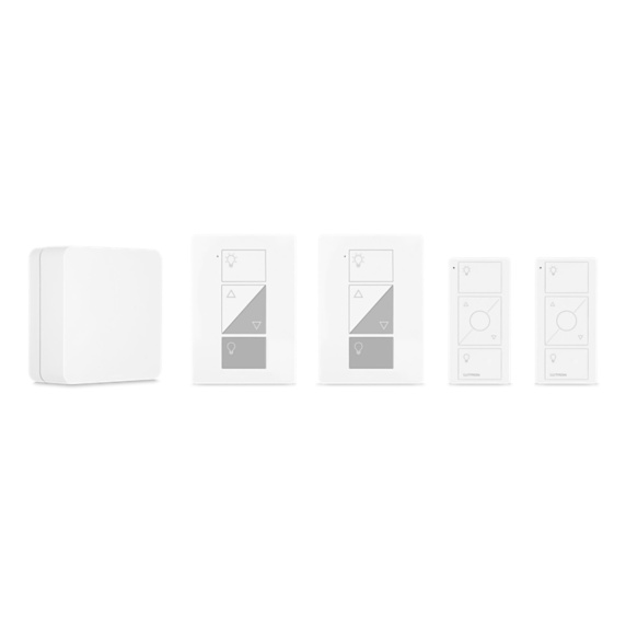 Lutron Caséta Wireless Smart Lighting Plug-in Lamp Dimmer Kit (HomeKit-enabled) Image