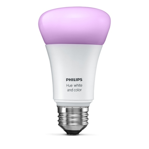 Philips Hue Ambiance White and Color Extension Bulb A19 E26 Image