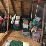 Holiday Attic Storage