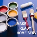 Home repairs to sell your home.