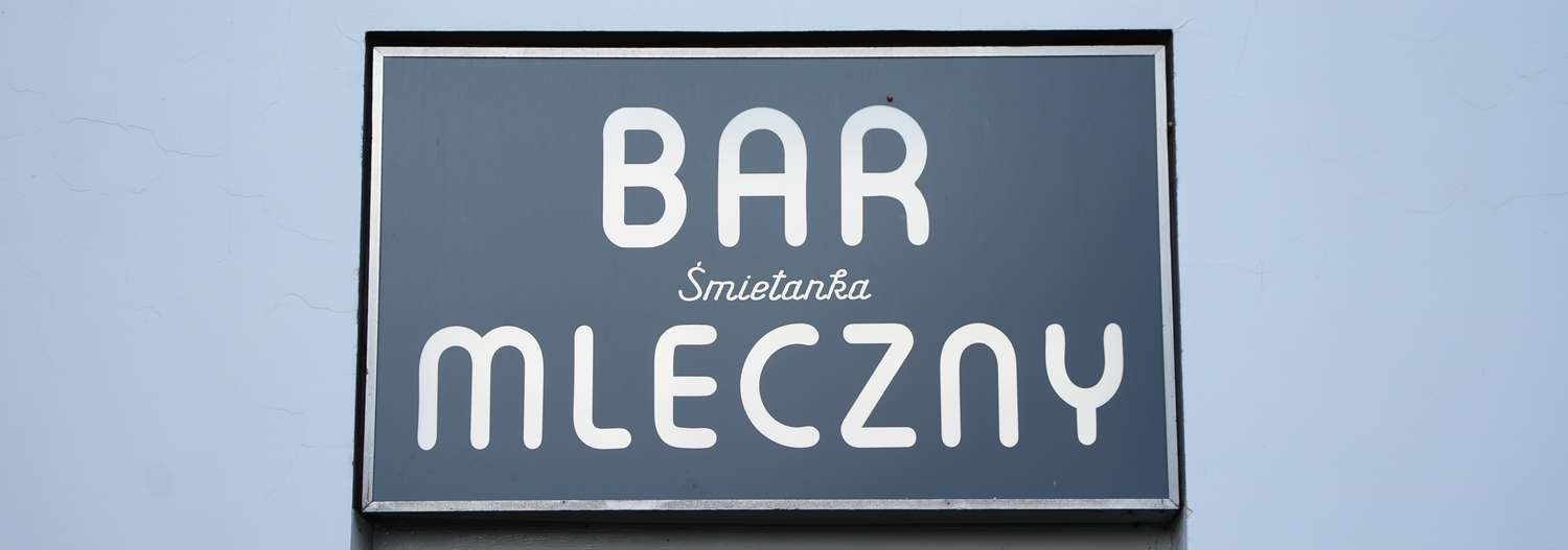 what is bar mleczny