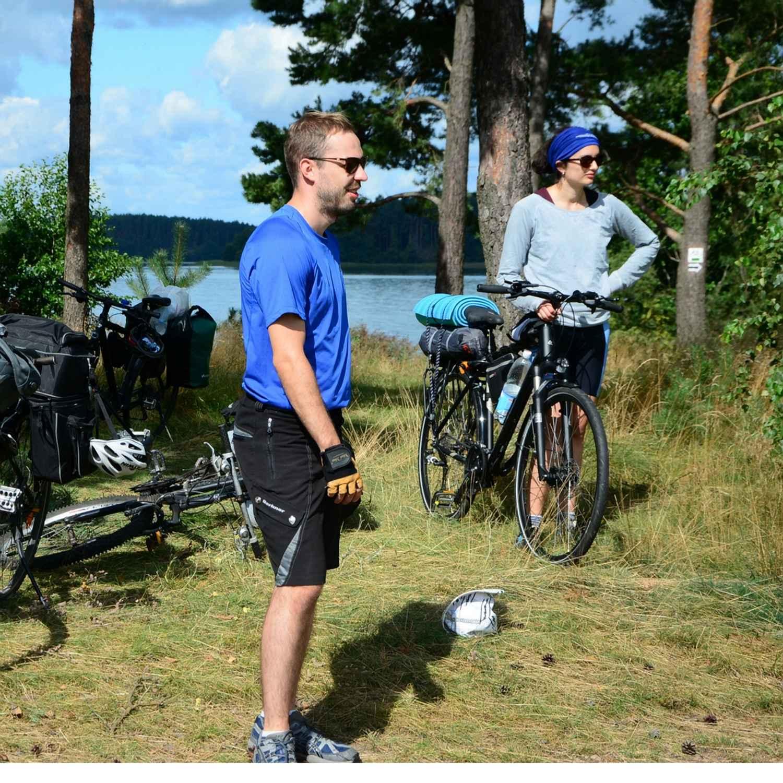 plan poland biking