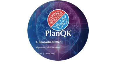 PlanQK Konsortialtreffen August 2020