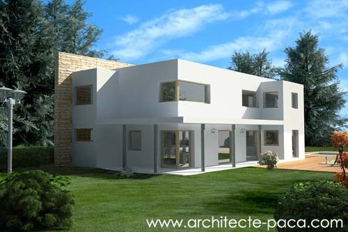 La maison toit plat prix ou tarif accessible comment y for Maison sans toit prix