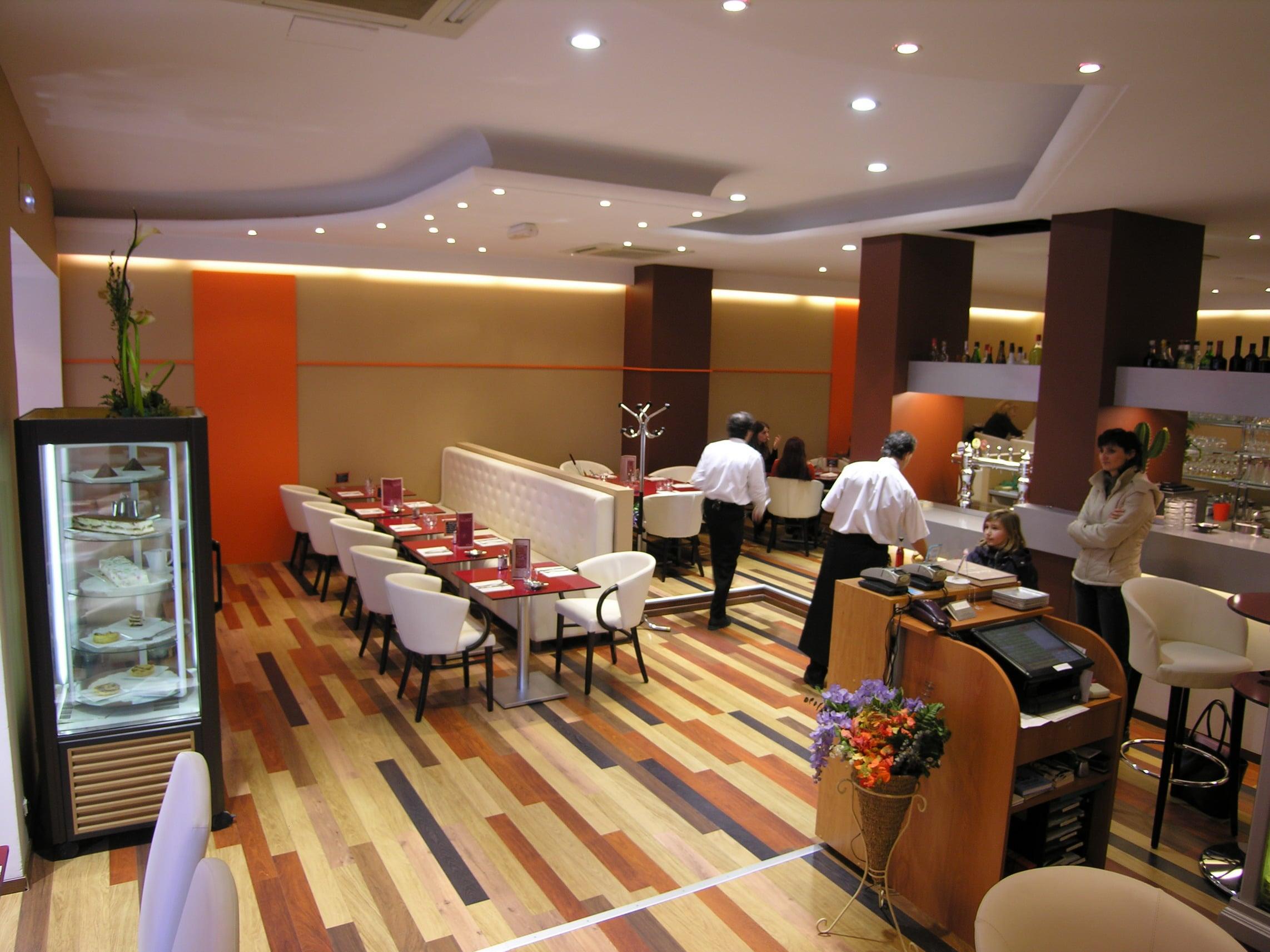 Deco restaurant design modern concept design of restaurant
