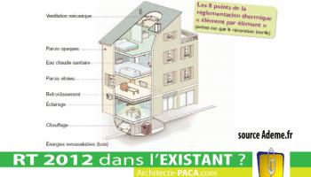 construire avec la rt 2012 maison ou renovation - Plan Electrique Maison Individuelle