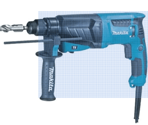Woodworking Corded drill