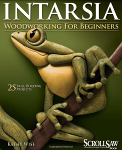 <img source = 'pic.gif' alt = 'Book - Intarsia Woodworking for Beginners'