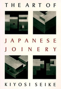 japanesse Joinery book