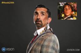 "James Madio, dans le rôle de ""Don't Ask"". IMAGE : 22 Vision"