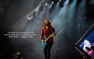 Dave Grohl. Wikimedia commons