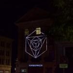 Lausanne Lumières 2019, Portes Saint-François © David Trotta