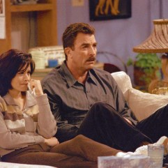 Dix épisodes pour Tom Selleck au cours des saisons 2, 3 et 6.